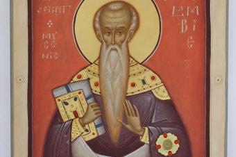 Rugăciune către Sfinții Mucenici Haralambie al Magneziei, Modest al Ierusalimului și Trifon din Lampsacul Frigiei, pentru binecuvântarea casei și sporul gospodăriei (a Episcopului Macarie Drăgoi)