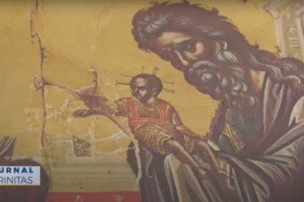 Liturghie arhierească la Paraclisul Centrului Episcopal din Stockholm (preluare TRINITAS.TV)