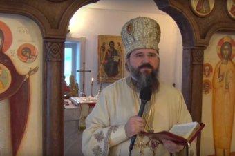 """Episcopul Macarie: """"Oare îl doresc eu pe Hristos? Oare sunt pregătit să îl întâmpin?"""" Paraclisul Episcopal din Stockholm, Praznicul Întâmpinării Domnului, marți, 2 februarie 2021"""
