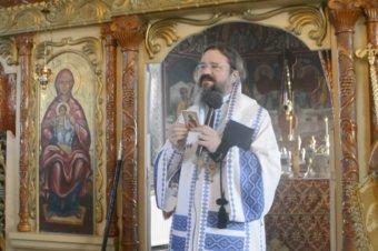 """Episcopul Macarie: """"Să nu dăm aurul pământului strămoșesc pe mărgelele colorate ale străinilor!"""" Duminică, 28 februarie 2021, biserica """"Sfinții Arhangheli"""", loc. Sita, com. Spermezeu, jud. Bistrița-Năsăud"""