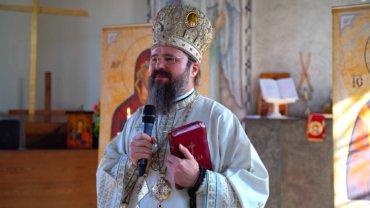 """Episcopul Macarie: """"Nimeni nu se poate sustrage Înfricoșătoarei Judecăți!"""", Sfânta Liturghie în biserica parohială din Borås, Regatul Suediei, duminică, 7 martie 2021"""