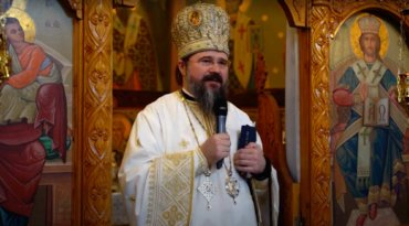 """Episcopul Macarie: """"Atunci când nu iertăm, suntem triști și singuri, separați de ceilalți"""" , Duminica lăsatului secului pentru Postul Mare, 14 martie 2021, Göteborg, Suedia"""