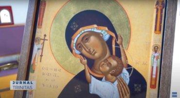 Duminica Ortodoxiei, sărbătorită de românii din Växjö (preluare TRINITAS.TV)