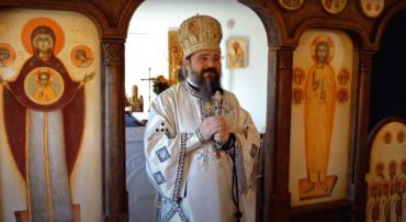 Episcopul Macarie: Despre puterea celor 40 de Sfinte Liturghii pentru cei adormiți – o istorioară auzită la Părintele Cleopa Ilie, Sâmbăta pomenirii celor adormiți (a treia din Postul Mare), 3 aprilie 2021, Paraclisul Episcopal din Stockholm