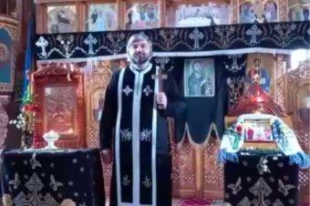 În prag de Sărbătoarea Învierii Domnului copiii din Copșa Mică au primit daruri din partea binefăcătorilor din Episcopia Europei de Nord