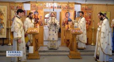 Zi de sărbătoare pentru credincioșii români din Danemarca (preluare TRINITAS.TV)