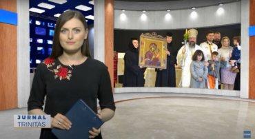 Liturghie arhierească în Parohia Ortodoxă Română din Hostelbro (preluare TRINITAS.TV)
