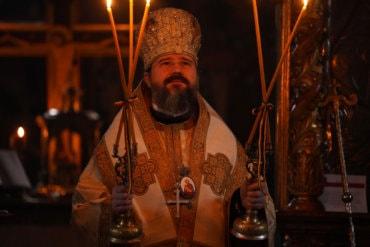 """Episcopul Macarie în Catedrala Mitropolitană din Iași: """"Singurătatea, o suferință a inimii!"""", Cuvânt la Sfânta Liturghie în Duminica a IV-a după Paști a vindecării slăbănogului de la Vitezda, 23 mai 2021"""
