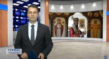 Sfântul Mare Mucenic Gheorghe a fost sărbătorit la Stockholm (preluare TRINITAS.TV)