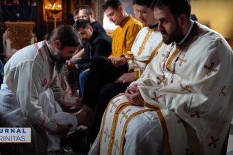 Preasfințitul Părinte Macarie vizitează credincioșii din Danemarca (preluare TRINITAS.TV)