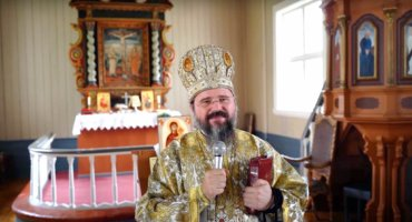 """Episcopul Macarie: """"Cum dobândim bucuriile harului?"""" Cuvânt adresat românilor de dincolo de Cercul Polar, Skjervøy, Norvegia, duminică, 13 iunie 2021"""