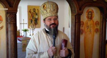 """Episcopul Macarie de praznicul Înălțării Domnului la pomenirea Eroilor neamului: """"Nu-i totuna leu să mori ori câine înlănțuit!"""", Paraclisul Episcopal din Stockholm, 10 iunie 2021"""