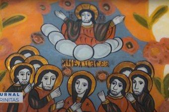 Praznicul Înălțării Domnului la Paraclisul Centrului Episcopal din Stockholm (preluare TRINITAS.TV)