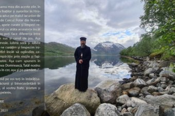 Peregrinarea mea din aceste zile, în căutarea fraților și surorilor în Hristos, m-au adus pe malul lacurilor de dincolo de Cercul Polar din Norvegia…