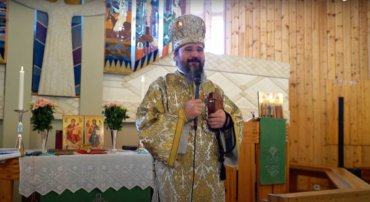 """Episcopul Macarie: """"Să fim treji în toate!"""" Cuvânt adresat românilor de dincolo de Cercul Polar, Myre, Norvegia, sâmbătă, 12 iunie 2021"""