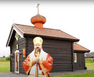 Episcopul Macarie Drăgoi la Stiklestad în Norvegia, pe platoul unde în anul 1030, Sfântul Rege Olav a pecetluit cu sângele muceniciei sale lucrarea sa de luminător al vikingilor. Cuvânt la Liturghia din Lunea Rusaliilor, 21 iunie 2021