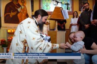 Binecuvântare arhierească pentru credincioșii din Copenhaga (preluare TRINITAS.TV)