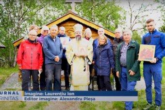 Vizite pastorale în localitățile Kirkenes și Neiden (preluare TRINITAS.TV)