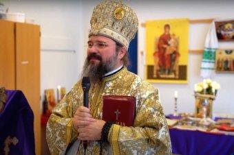 """Episcopul Macarie în Duminica Rusaliilor: """"Creștinismul a schimbat inimile oamenilor nu prin puterea lumească, ci doar prin puterea Duhului Sfânt!"""", Aalesund, Norvegia, 20 iunie 2021"""