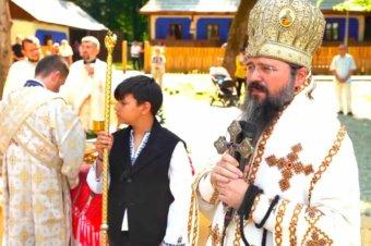 Cuvântul Episcopului Macarie la Liturghia din incinta Muzeului Satului din Dumbrava Sibiului, cu prilejul inaugurării casei străbunicilor săi din Spermezeu pe care a donat-o muzeului, duminică, 25 iulie 2021