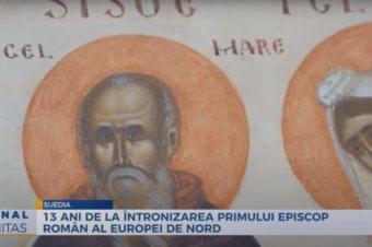 13 ani de la întronizarea primului Episcop român al Europei de Nord (preluare TRINITAS.TV)