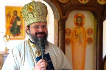 """Episcopul Macarie despre Sfântul Cuvios Sisoe cel Mare sărbătorit astăzi: """"Să îl rugăm pe Sfântul Sisoe ca să ne izbăvească Domnul de durerea pierderii harului și a milei!"""", Paraclisul Centrului Episcopal din Stockholm, 6 iulie 2021"""